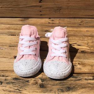Infant Size 7 Converse